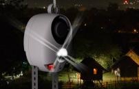 Gravity Light - arbeitet mit Gewicht anstatt mit Sonnenenergie