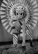 Spider-Cat (Häkel-Maske & Catsuit by Nina Haas)